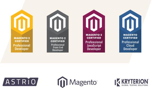 сертификация Magento